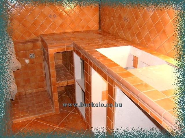 mosdó pult burkolás burkoló kép 2