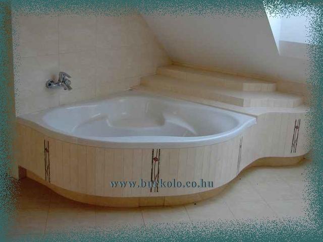 fürdőszoba kád burkolás burkoló kép 6