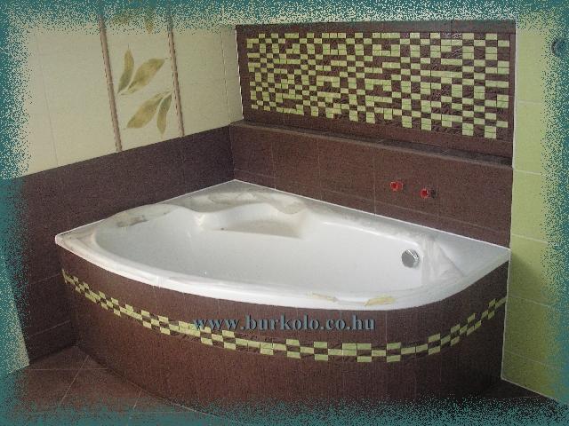 Fürdőszoba kád beépítés helyes módszere
