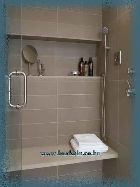 Zuhany polc