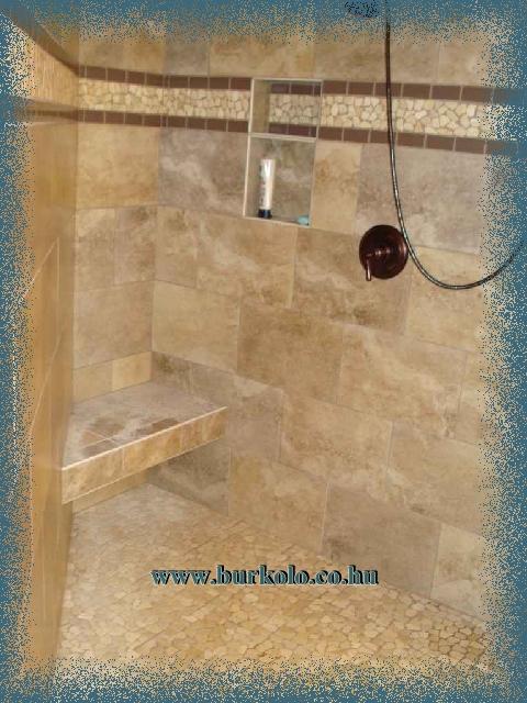 A kényelmet szolgálja ez a polc, így kéz közelben lehet elhelyezni a mosakodáshoz szükséges piperéket.