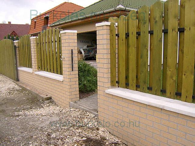 Kerítés burkolás burkoló kép 4