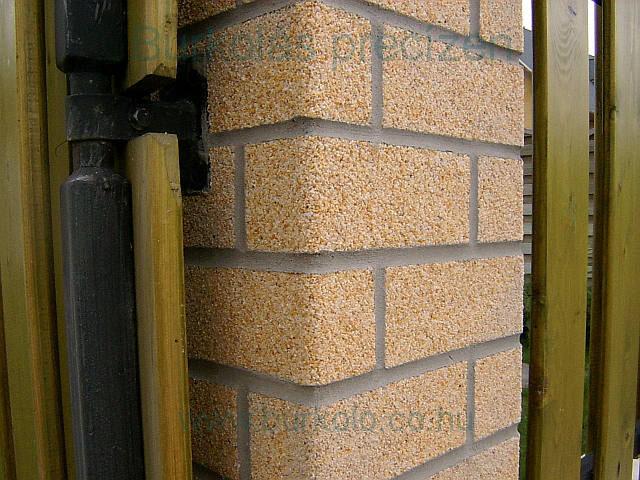 Kerítés burkolás burkoló kép 5