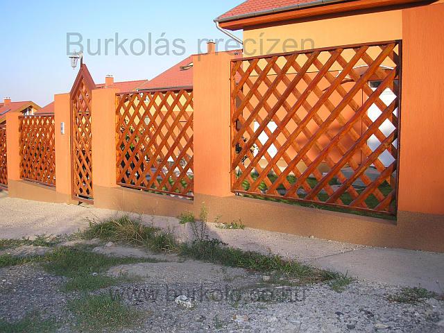 Kerítés burkolás burkoló kép 6
