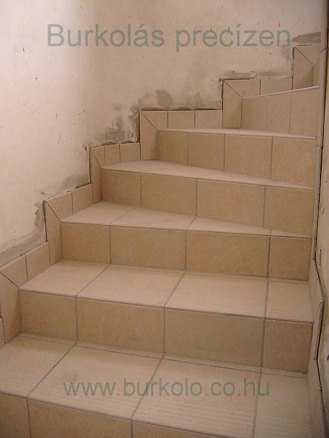 lépcső burkolás burkoló kép 5