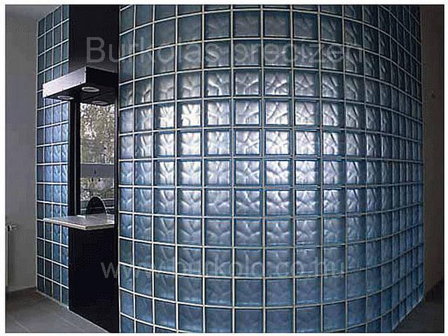 üvegtégla építés 12 kép