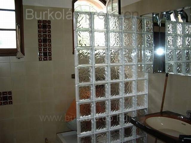 üvegtégla építés 7 kép