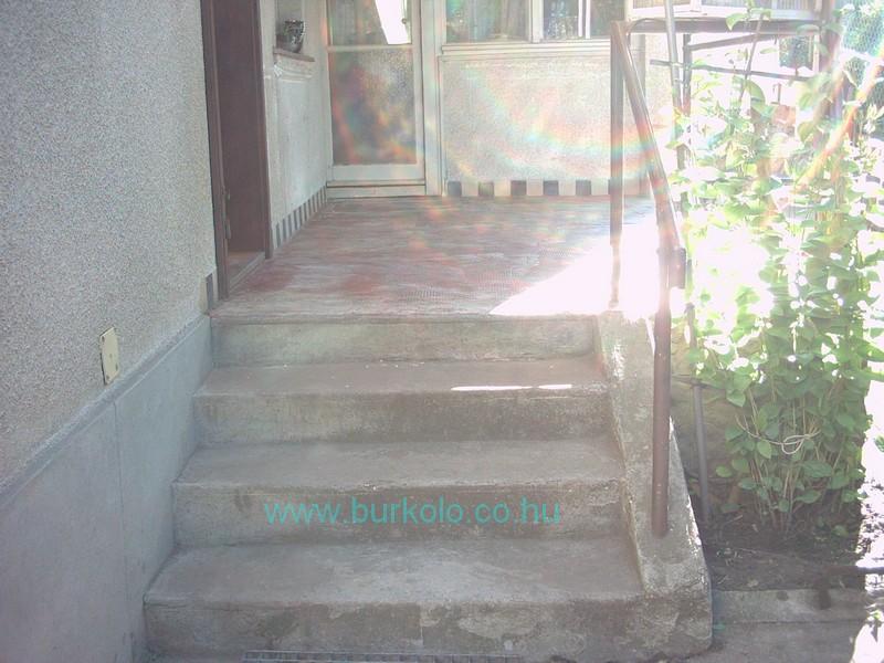 lépcső burkolás, burkoló 13-kép