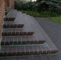 lépcső burkolás, burkoló 32-kép