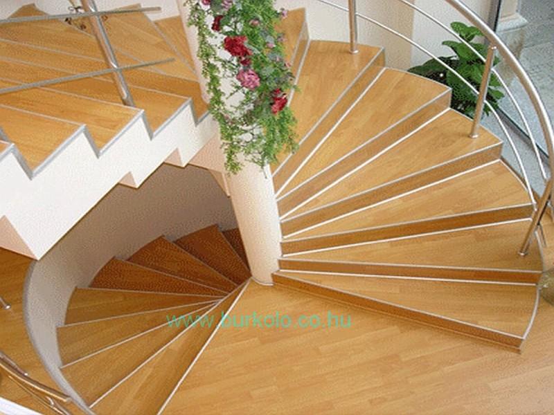 lépcső burkolás, burkoló 35-kép