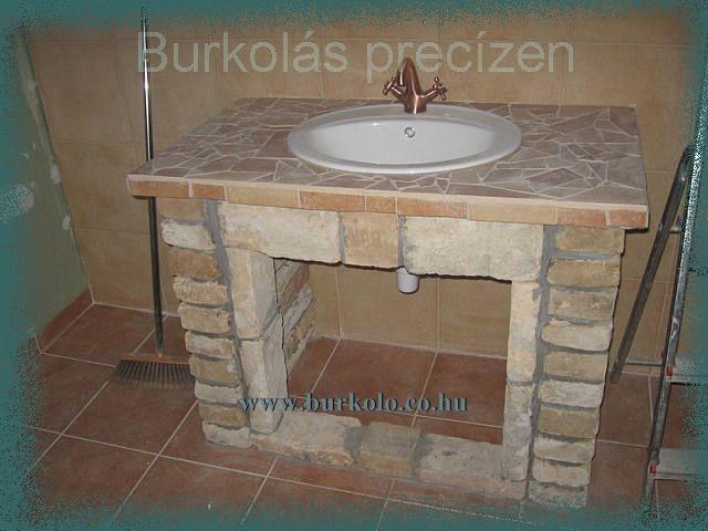 Fürdőszobai mosdópultok