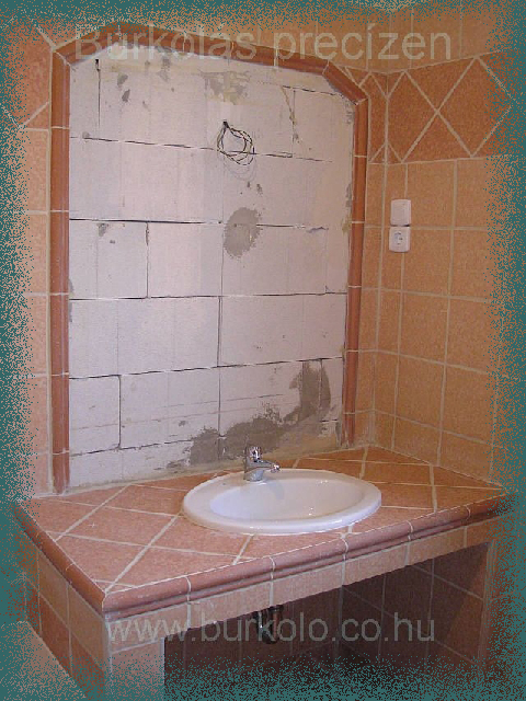 mosdó pult burkolás burkoló kép 4