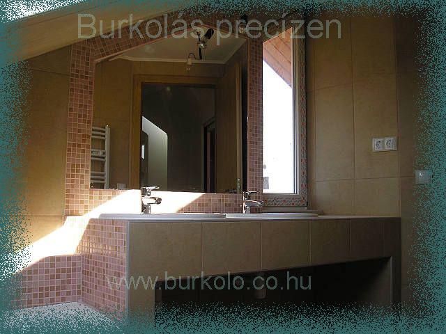 mosdó pult burkolás burkoló kép 6