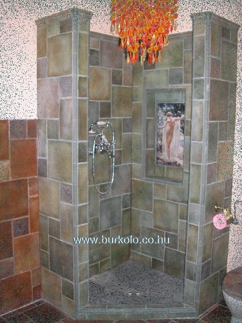 Zuhanyzók építés költségek