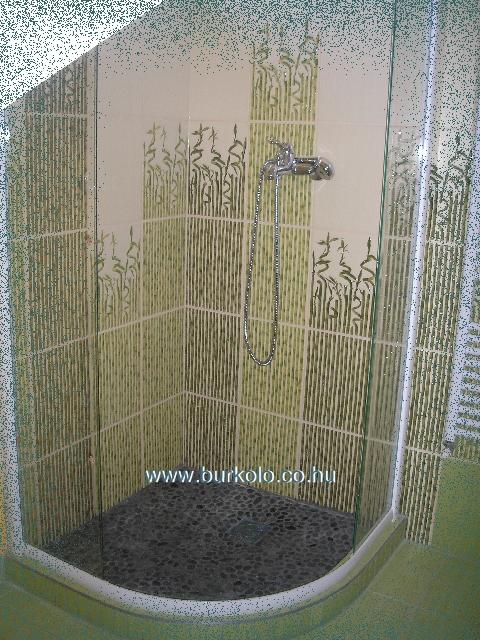 Zuhanykabin tökéletes vízszigetelés után